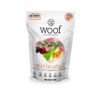Woof dog freeze dried 1.2kg/320g/50g