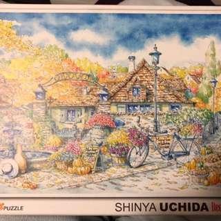 Korea puzzle韓國拼圖