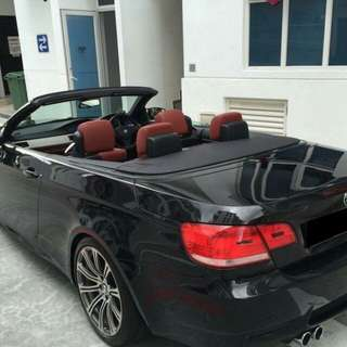 BMW M3 E93 4000CC/V8 ENGINE 2008 CONVERTIBLE