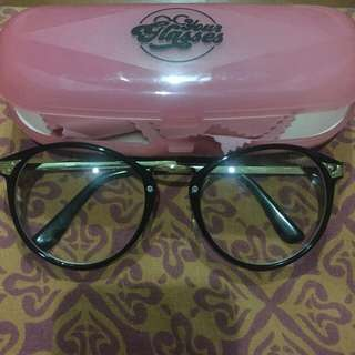 Kacamata gaya / kacamata min / frame kacamata