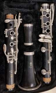 單簧管 CLARINET YAMAHA YCL-250
