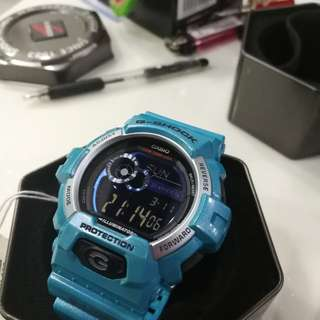 G-SHOCK gls 8900 rare color