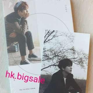 Super Junior Kyuhyun 圭賢 - 3輯(連直款大卡) - $50