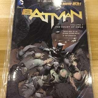 DC Batman Trade Paper Back Volume 1