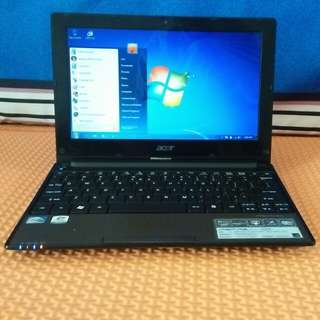 Netbook Acer aspire one D255 second