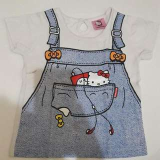 Atasan hello kitty original