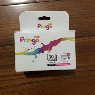 🚚 HiTi Pringo P30 (30張)相印紙