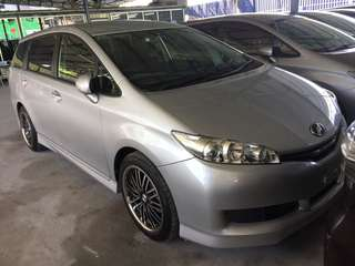 Toyota Wish 1.8 X-Pack  (unreg 2013)