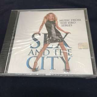 SEX AND THE CITY OST ( BRAND NEW)