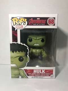 Age of Ultron: Hulk Funko Pop (Glow in the Dark)