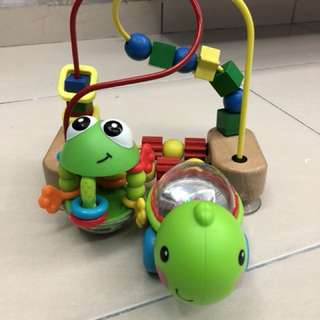 Fisher Price Toys, Infantino