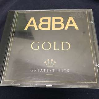 ABBA GOLD GREATEST HITS( Made in Australia)