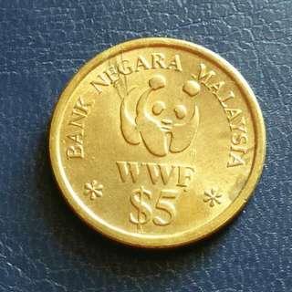 Peringatan WWF Ke-20