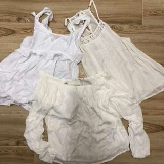 Tops from a&f kids hco
