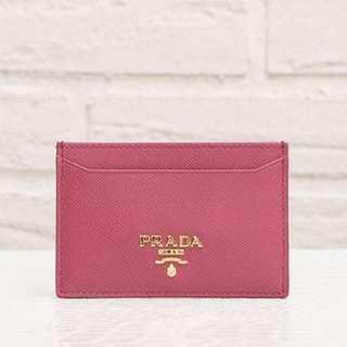 英國直送 預訂Prada card holder