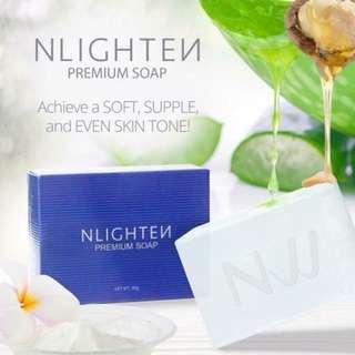 NLIGHTEN Premium Nourishing Clear Bar