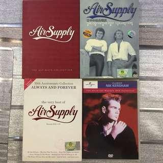 💿 Nostalgic CDs/DVDs [80s music]
