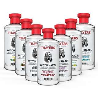 ❄️ Thayers ❄️ Alcohol Free Witch Hazel Toner / Astringent