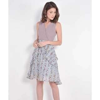 HVV Whimsy Skirt in Blue (XS)