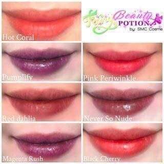 Lip and Cheek Tint