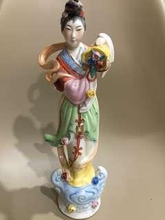 Porcelain China beauty