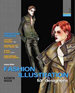 Fashion Illustration for Designers by Kathryn Hagen eBook