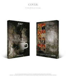 EXO WINTER UNIVERSE ALBUM (SEALED)