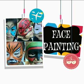 Magician & Face Painting Service