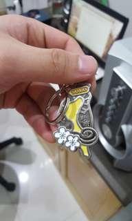 Gantungan kunci vibranium