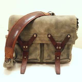 Wotancraft Scout Bag Limited Ed