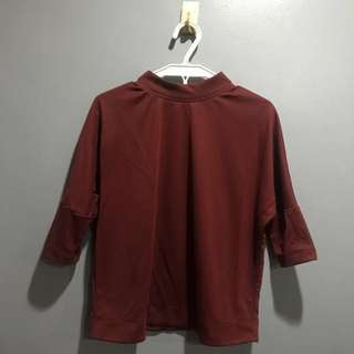 Classified red top
