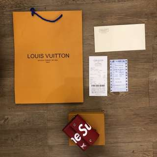 Louis Vuitton Wallet( lelong )