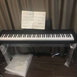 Yamaha P45 with original receipt and packaging