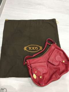 Authentic Used Tods Small handbag