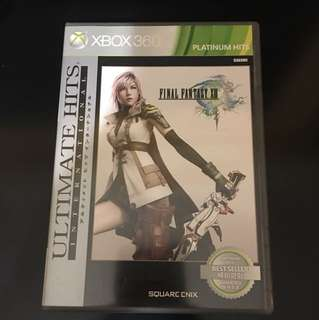 Xbox 360 Game Final Fantasy 13