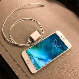 iPhone 6 Plus 128g 銀色