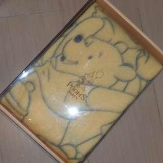 Winnie the Pooh毛毯