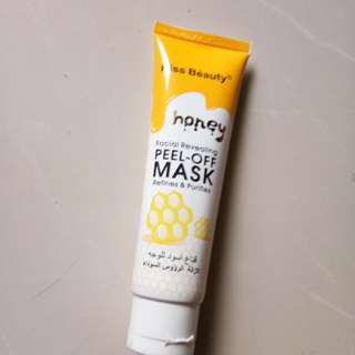 Masker Honey Kiss Beauty