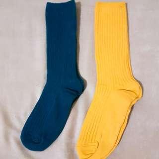 必備多色長襪