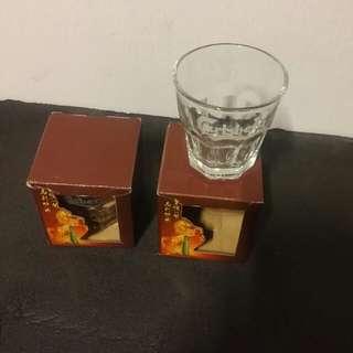 Carlsberg small wine glass