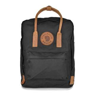 [INSTOCK] FJALLRAVEN KANKEN NO.2 BACKPACK (BLACK)