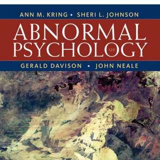 PY3103 Ebook psychopathology