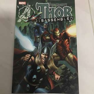 Avengers Disassembled: Thor
