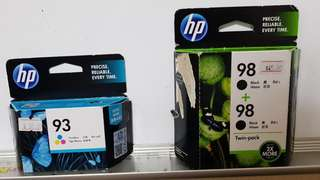 HP Ink Cartridge 98 / 93