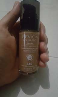 Revlon Colorstay Foundation (340 - Early Tan)