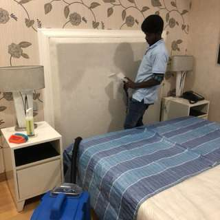 Home, curtains, carpet, property handover cleaning services