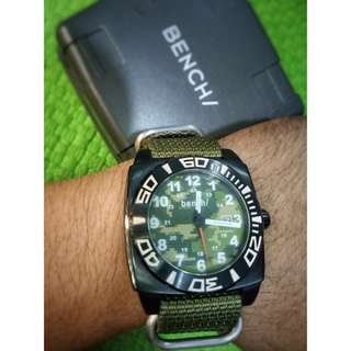 Bench Time Men's Watch