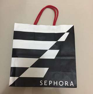 Sephora Medium Paperbag