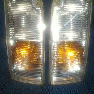 Spotlight Bumper Fairlady Z32 300zx
