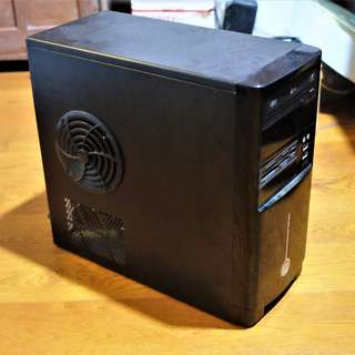 Desktop PC (Windows 7 Pro, 160GB HDD, 2GB RAM, 1GB Graphics)